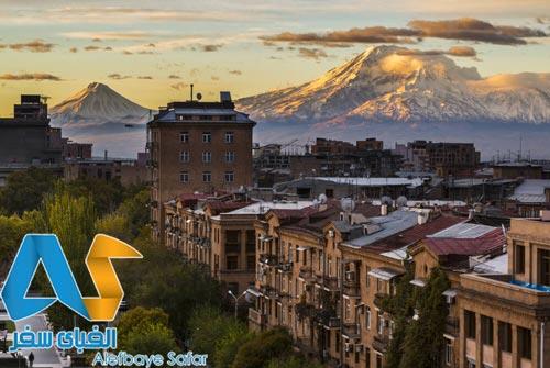 گردش 2 روزه با تور ارمنستان